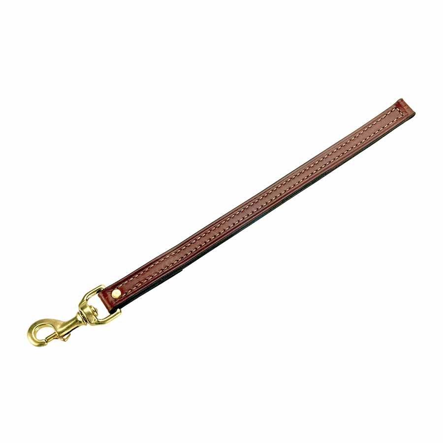 Mendota English Bridle Leather Steady Tab 12 Inch