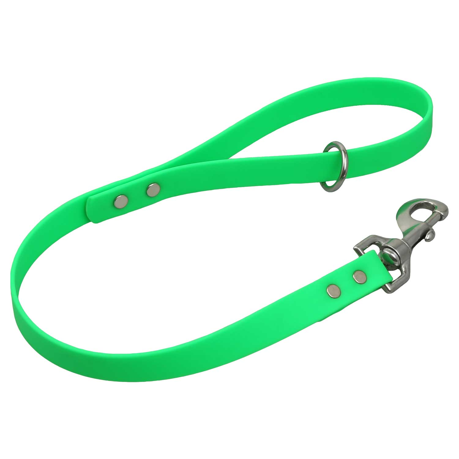 Waterproof Traffic Leash - Green
