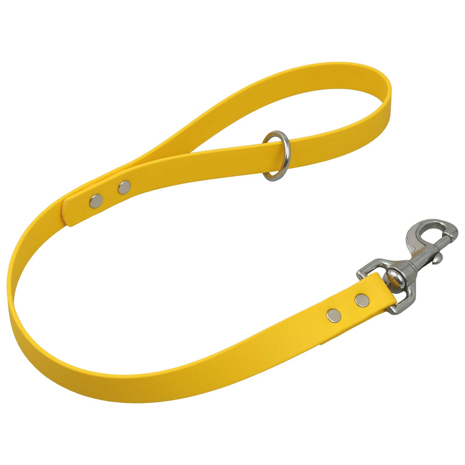Waterproof Traffic Leash - Yellow
