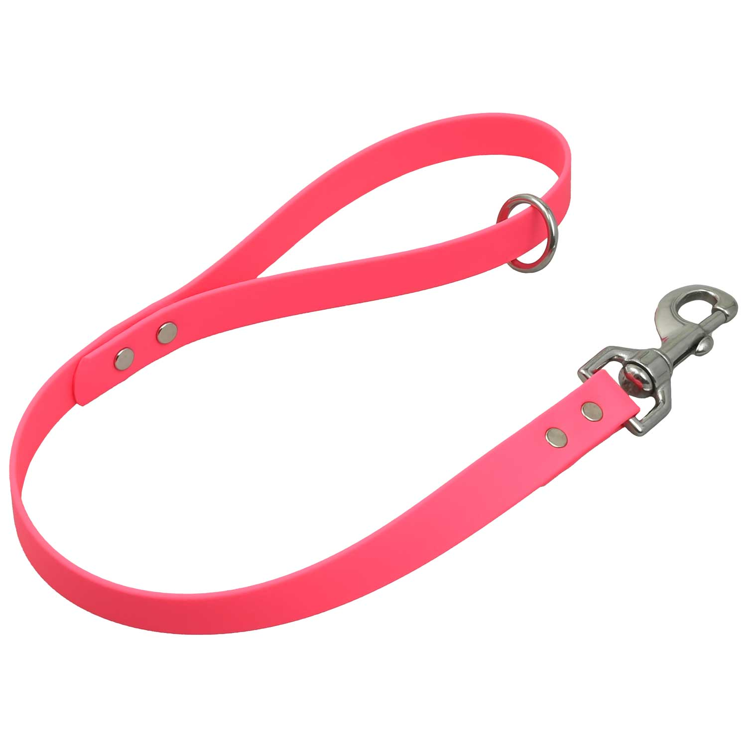Waterproof Traffic Leash - Pink