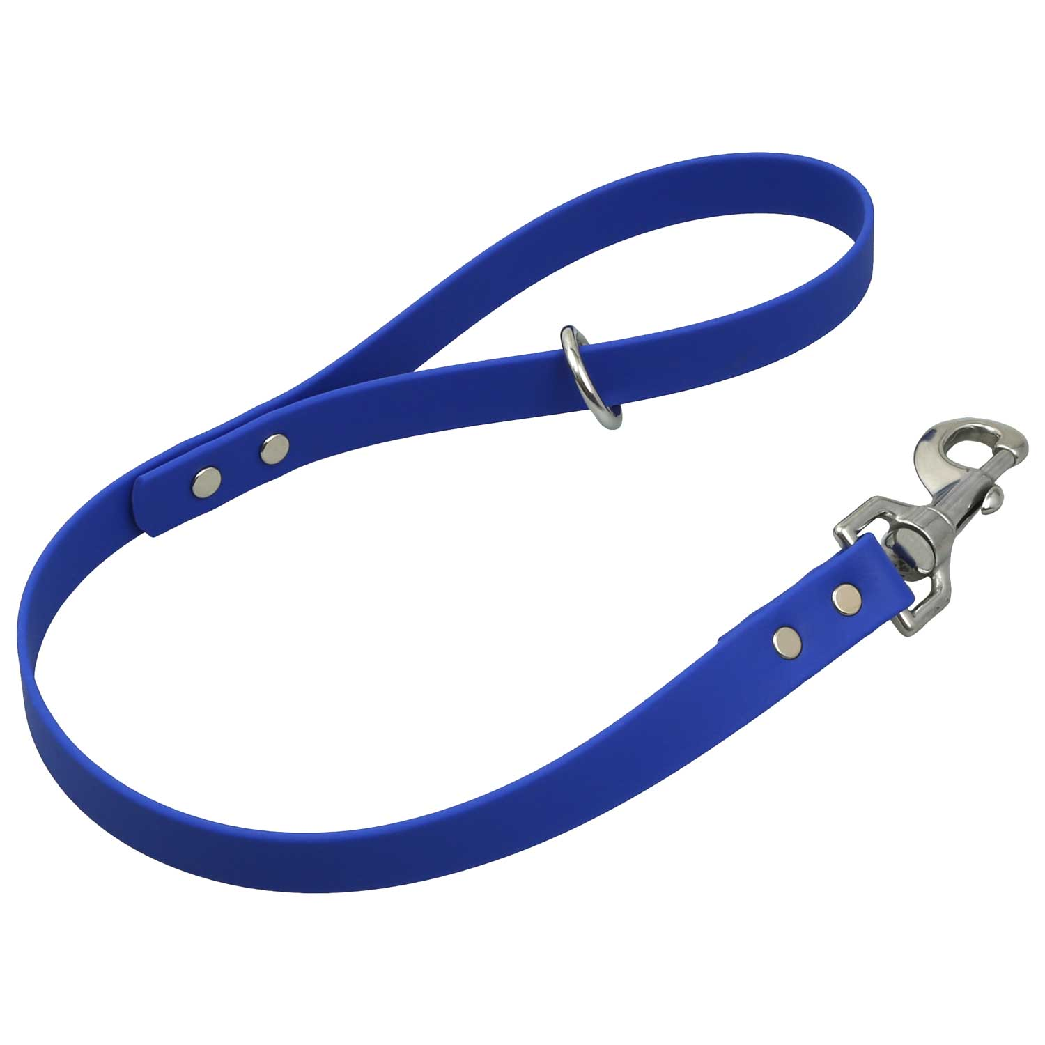 Waterproof Traffic Leash - Blue