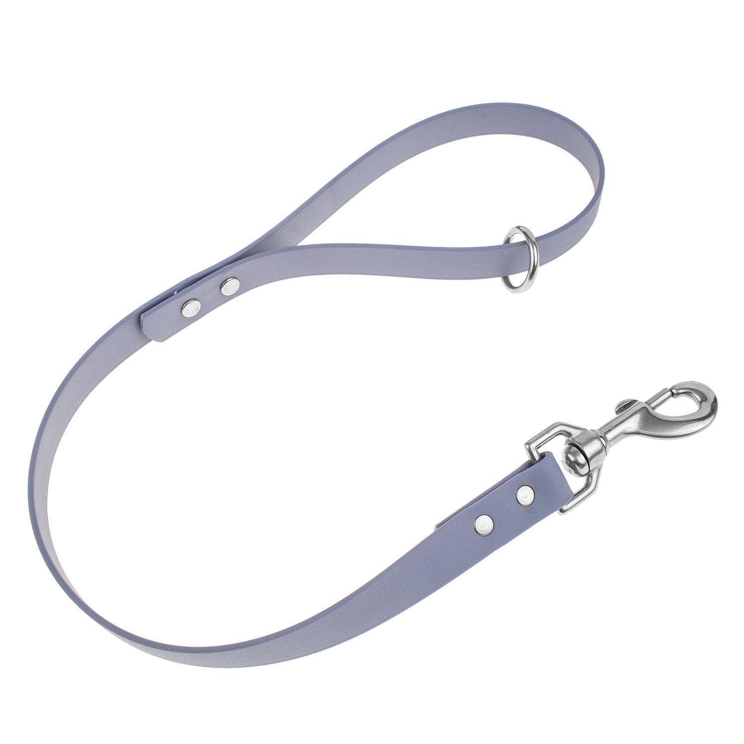 Waterproof traffic leash - gray