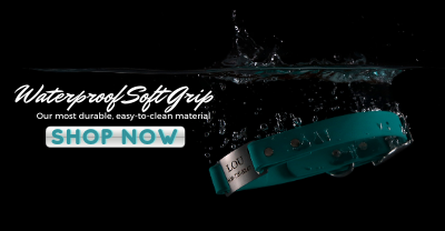 Waterproof Collars for your dog