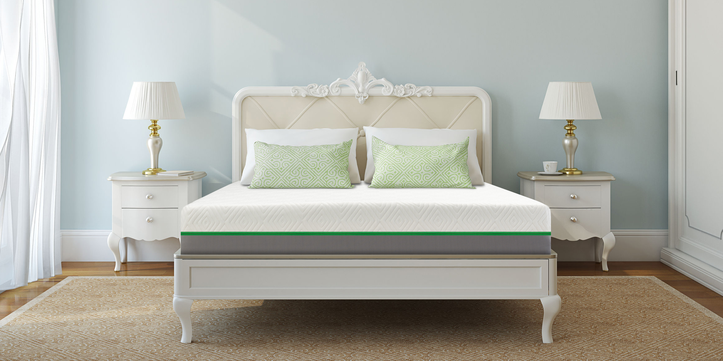 Luxe Gel Memory Foam Mattress