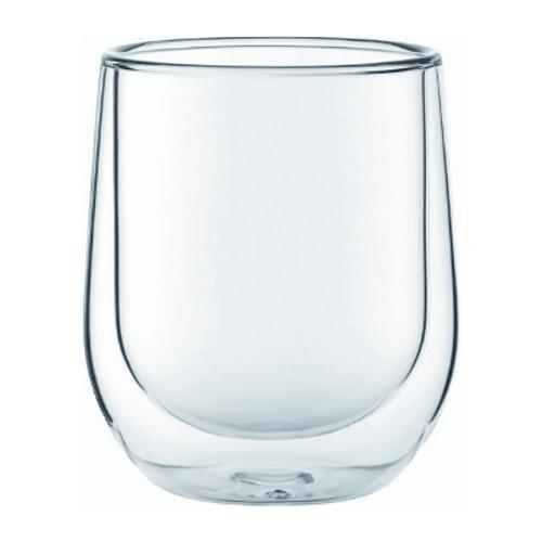 Insulated Coffee Glass 9.7oz