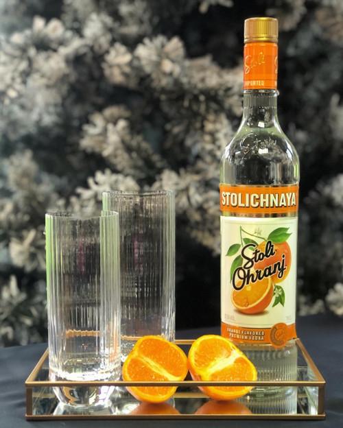 Stolichnaya Orange Vodka