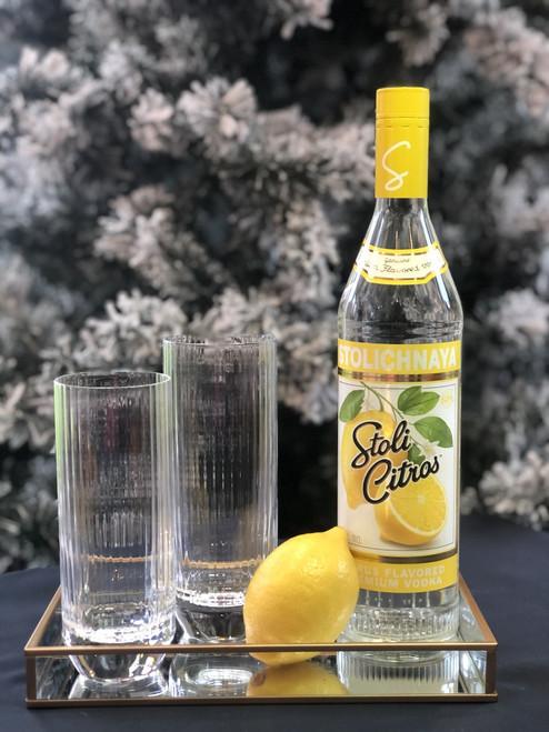 Stolichnaya Lemon Vodka