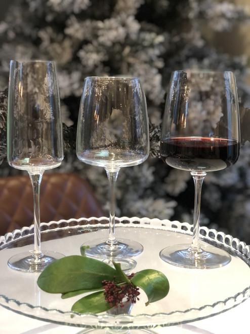 Crimson Wine Glass 15oz