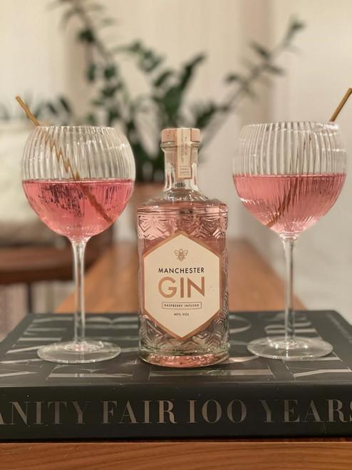 Manchester Raspberry Gin