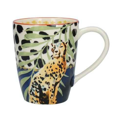 Cheetah Mug (pack of 2)