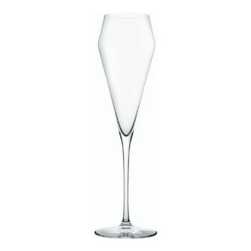 Beau Crystal Champagne Flute (pack of 2)