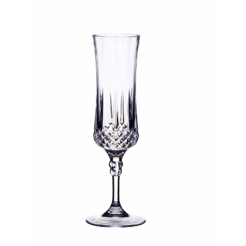 Acrylic Champagne Flutes (pack of 4)