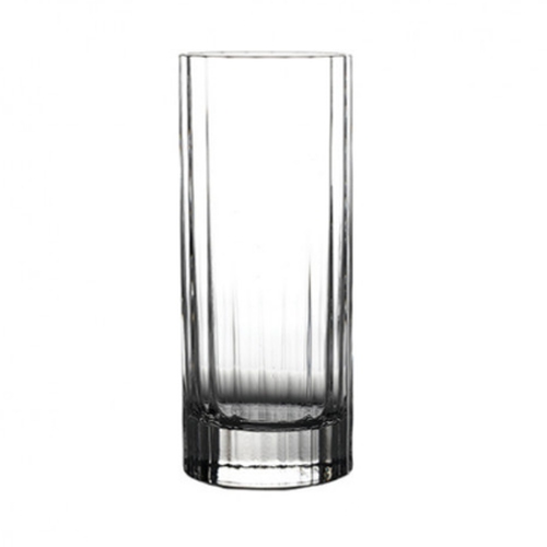 Mayfair Ribbed Hiball Glasses (pack of 2)