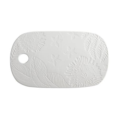 Panama 40cm White Cheese Platter