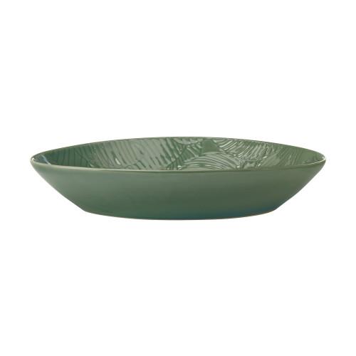Panama 32cm Oval Kiwi Serving Bowl
