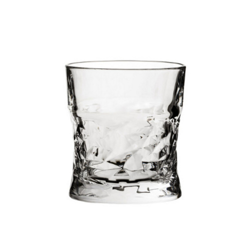 Crystal Textured Old Fashioned (pack of 2)