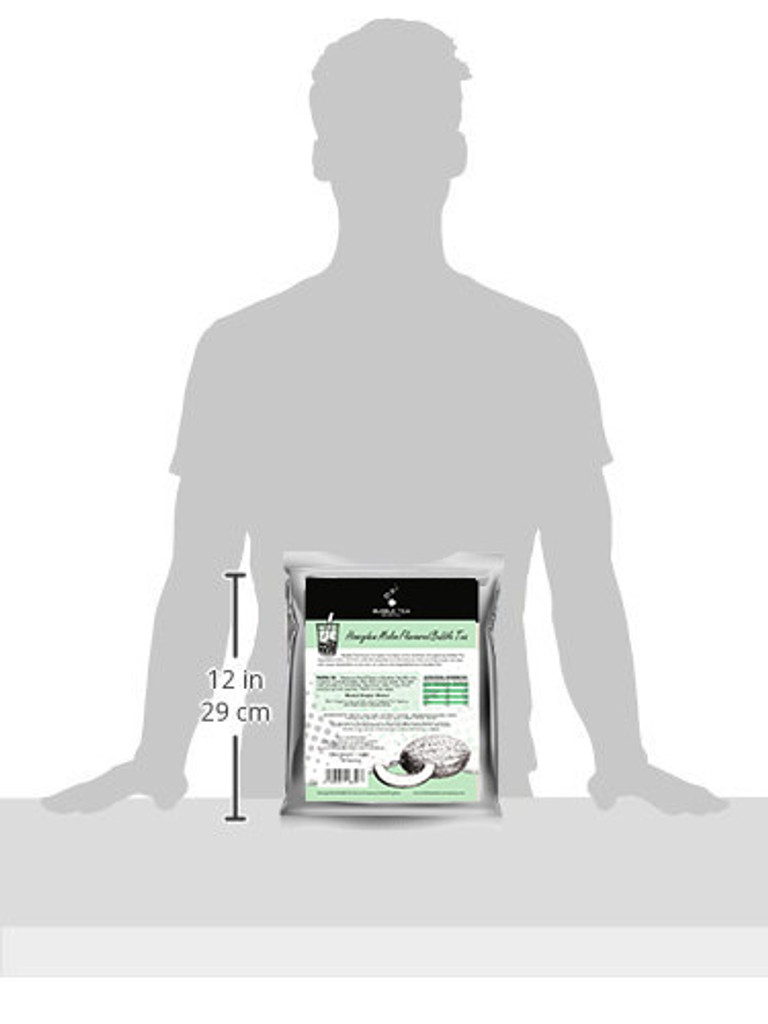 1kg HONEYDEW MELON Bubble Tea Powder (10 x 1kg units = £8.50/unit)