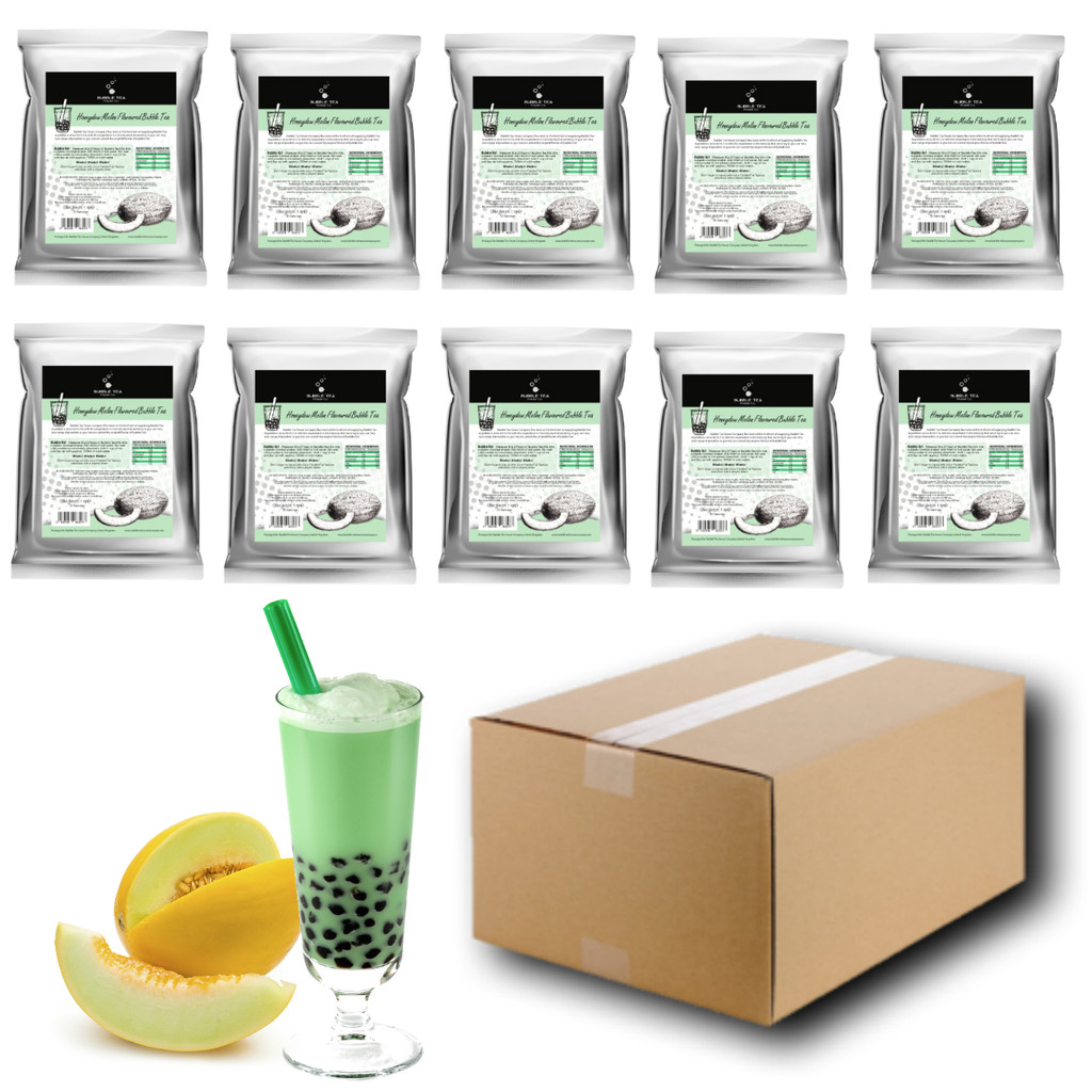 1kg HONEYDEW MELON Bubble Tea Powder (10 x 1kg units = £9.50/unit)