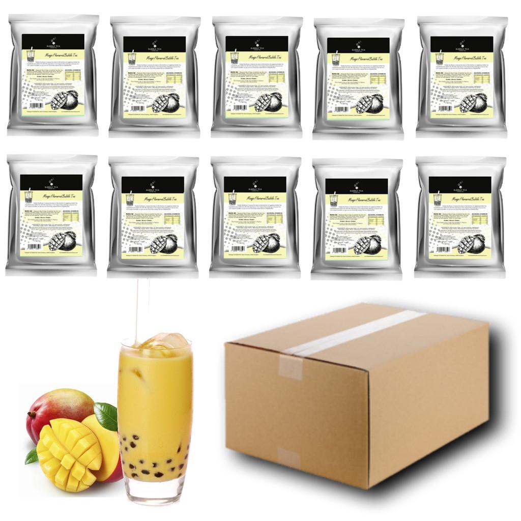 1kg MANGO Bubble Tea Powder (10 x 1kg units = £9.50/unit)