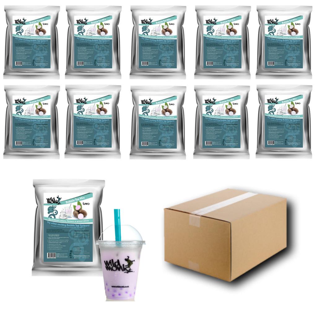 1kg TARO (PURPLE) Bubble Tea Mix WILD MONK (1 case = 10x1kg units)