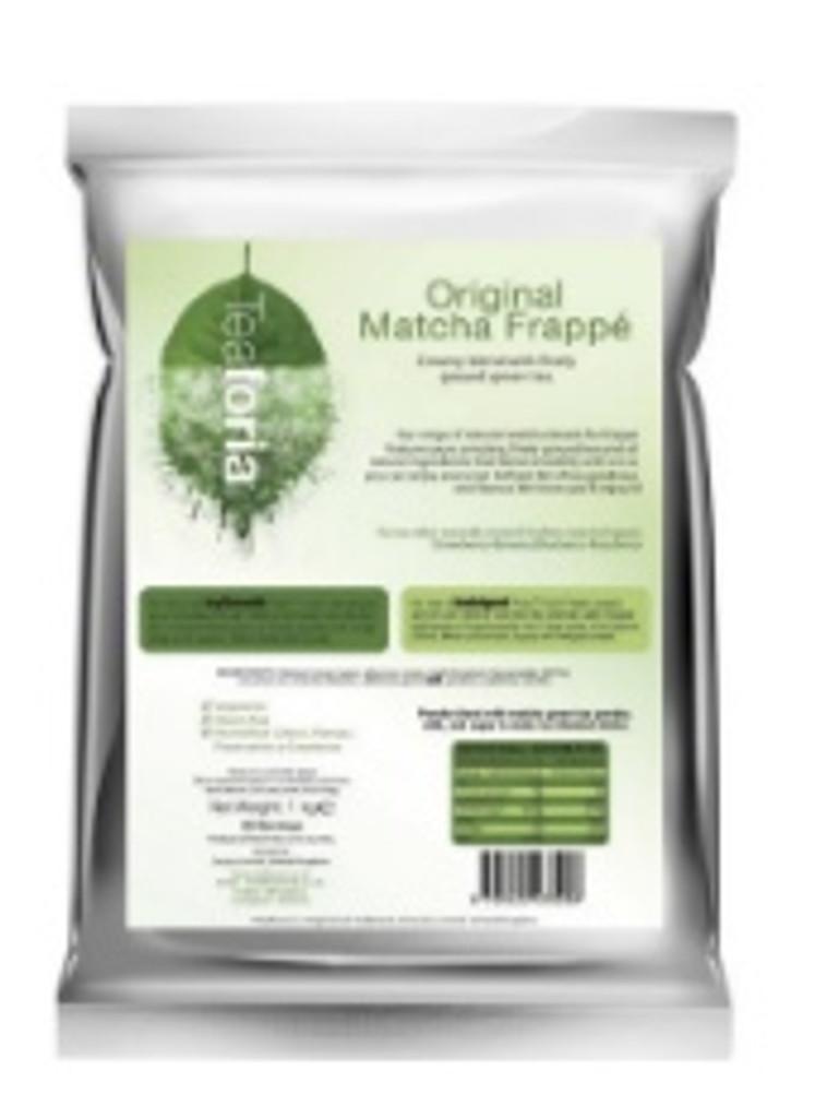 1kg Teaforia Tea Frappé Matcha - Original (1 CASE = 10x1kg units)