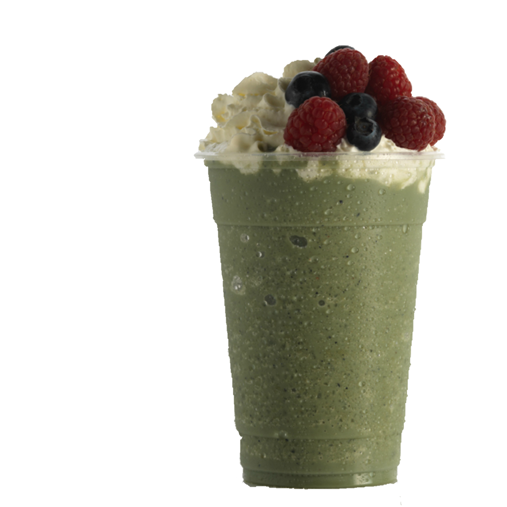 1kg Teaforia Tea Frappé Matcha - Blueberry Raspberry (1 CASE = 10x1kg units)