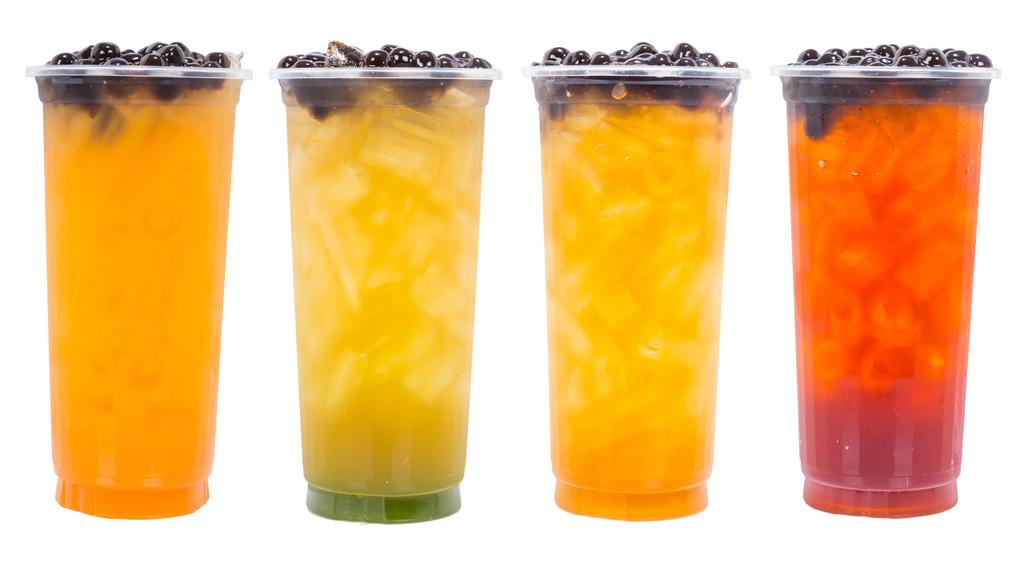 20kg (16L) Syrup for Bubble Tea - Lemon (Case of 4)