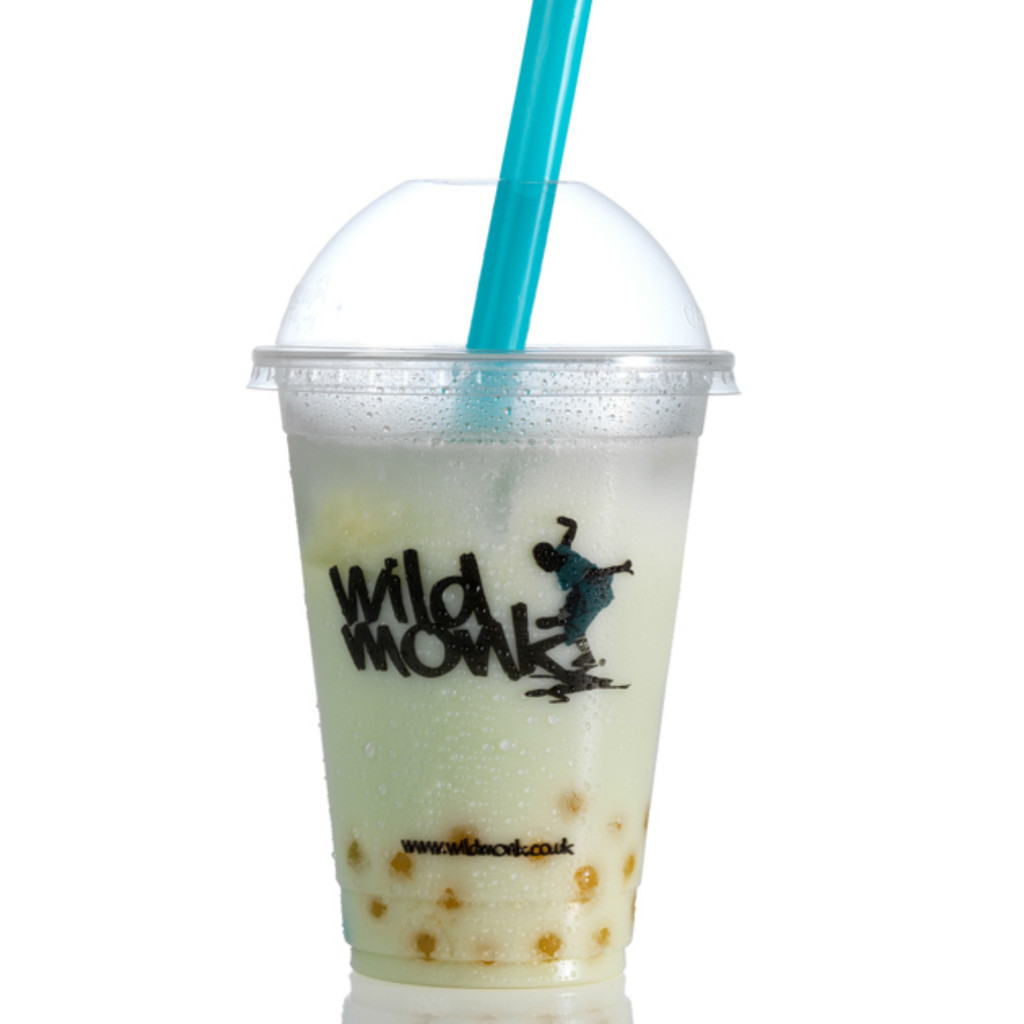 Honeydew Melon Bubble Tea by Wild Monk