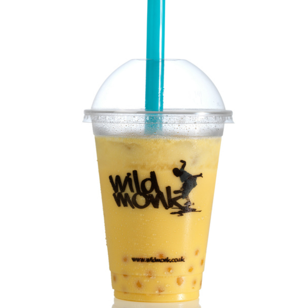 Mango Bubble Tea by Wild Monk