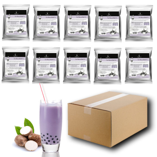 1kg TARO Bubble Tea Powder (10 x 1kg units = £8.50/unit)