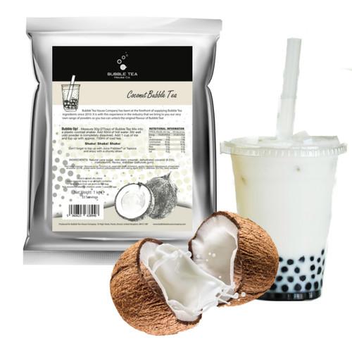 1kg COCONUT Bubble Tea Powder