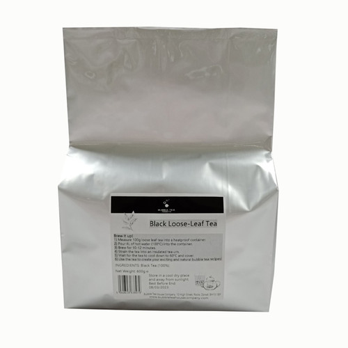 Black Loose Leaf Tea - 600g bag