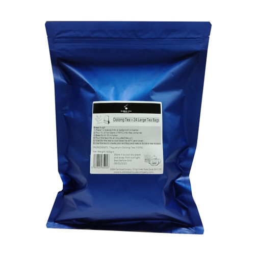 Oolong Tea - 25g Large Tea Bags (24 per pack)