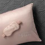 Pillows, Cases & Eye Masks