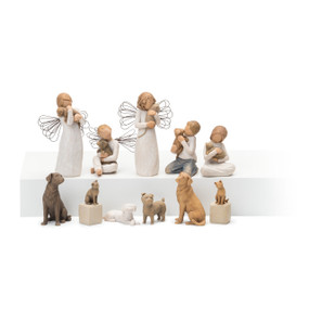 Figures with Pets Assortment