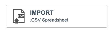 Import CSV Spreadsheet