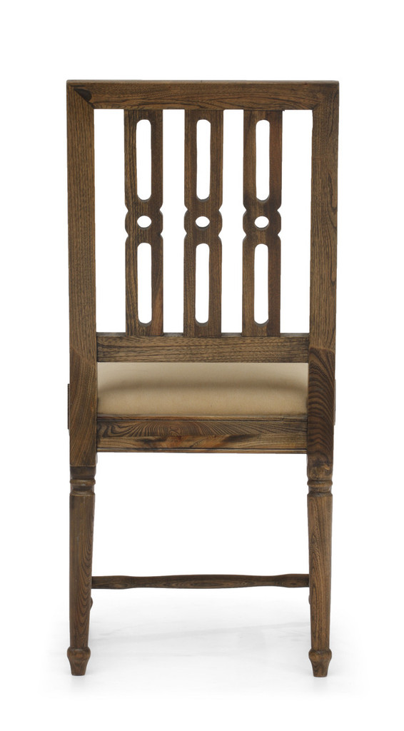 Excelsior Chair Distressed Natural