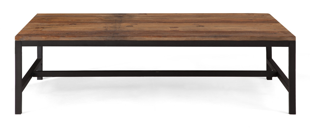 98316 Elliot Coffee Table Distressed Natural 816226027345 Tables Modern Distressed Natural Coffee Table by  Zuo Modern Kassa Mall Houston, Texas Best Design Furniture Store Serving Houston, The Woodlands, Katy, Sugar Land, Humble, Spring Branch and Conroe