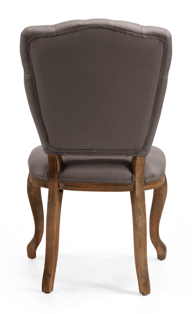 Eddy Chair Charcoal Gray