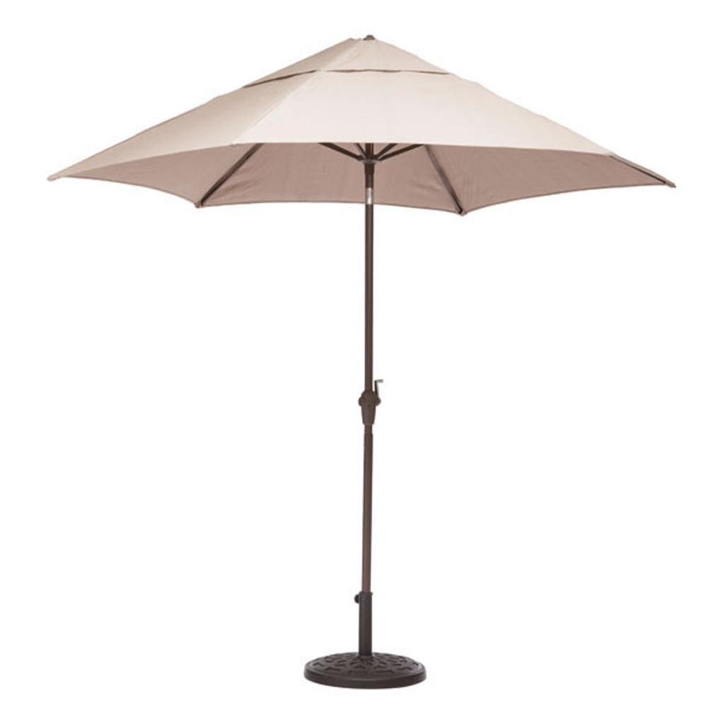 703032 South Bay Umbrella Beige 816226022852 Wicker Modern Beige Umbrella by  Zuo Modern Kassa Mall Houston, Texas Best Design Furniture Store Serving Houston, The Woodlands, Katy, Sugar Land, Humble, Spring Branch and Conroe
