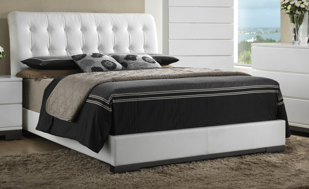 Avery Queen Size Bed.