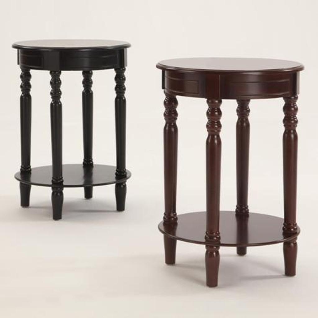 Laurel Chairside Table