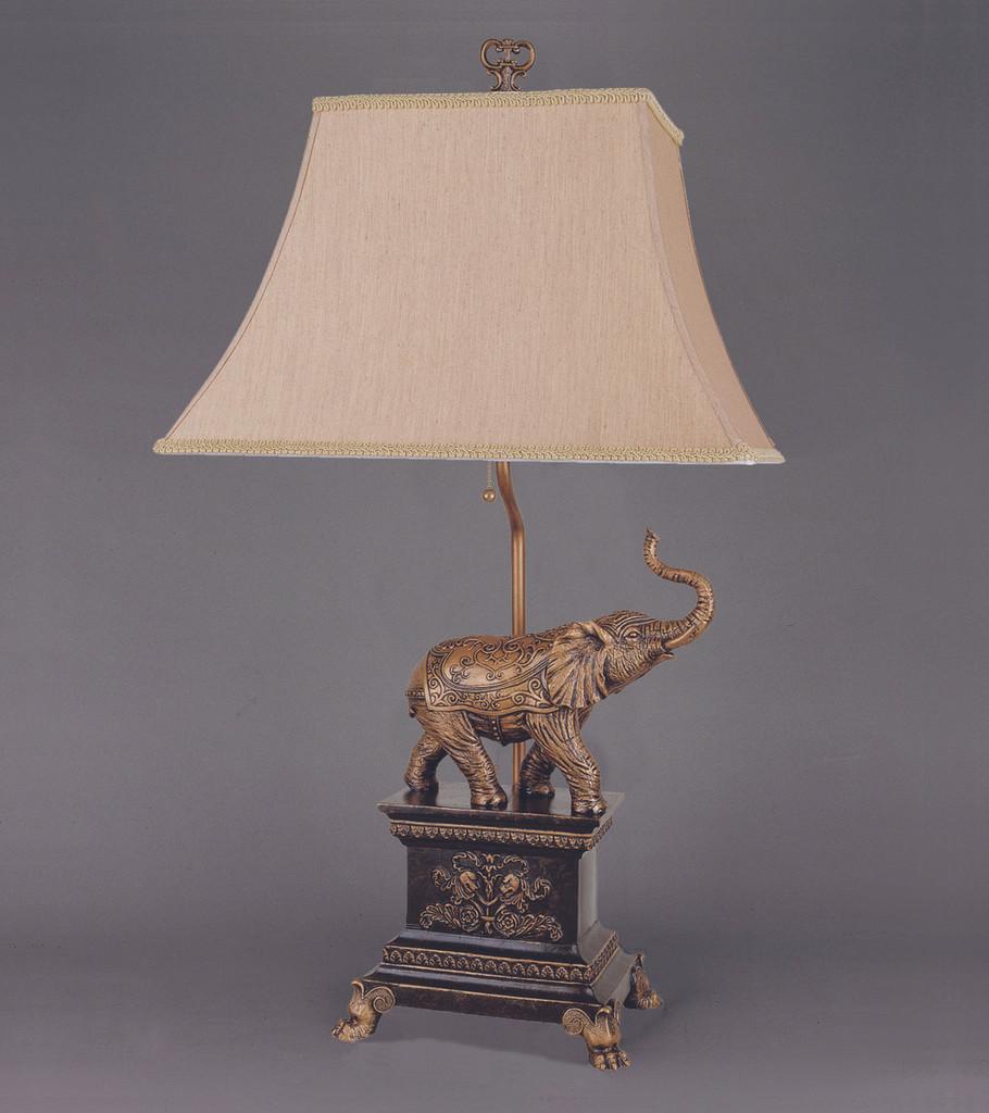 Elephant Lamp - 6268T