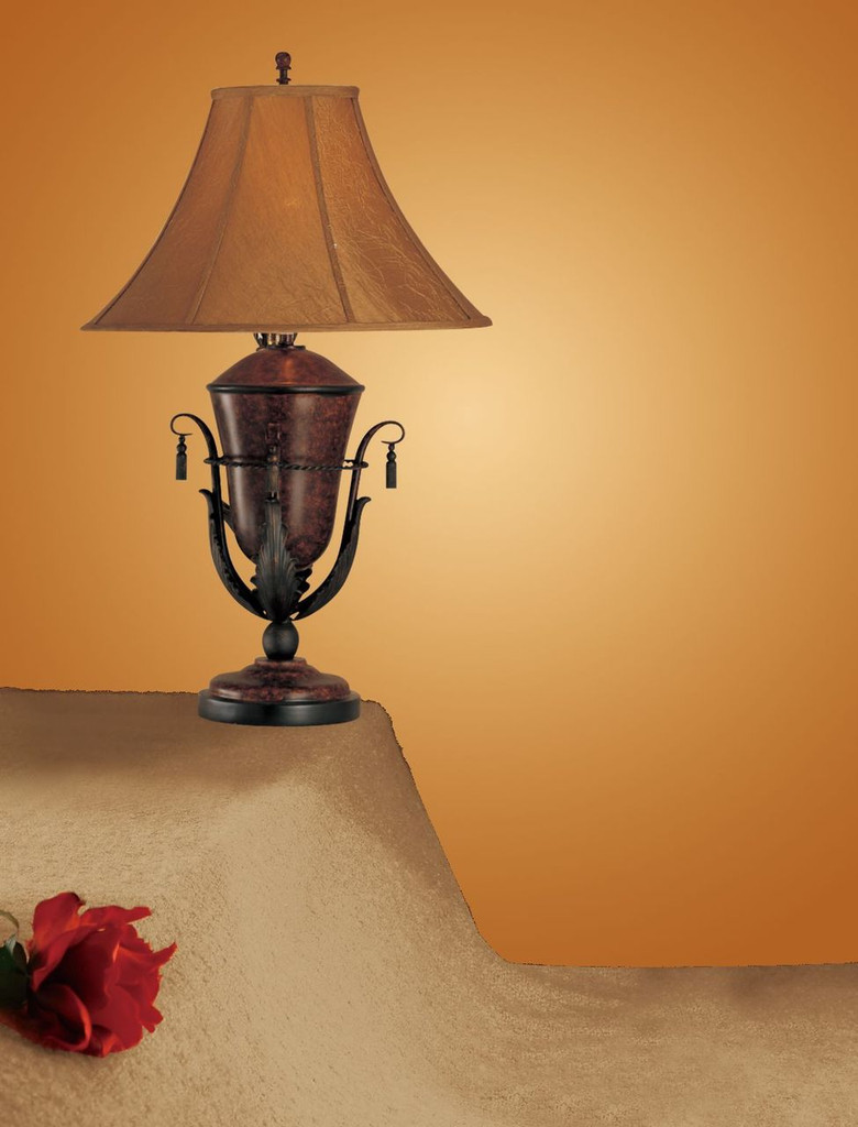 32'H POLY. TABLE LAMP