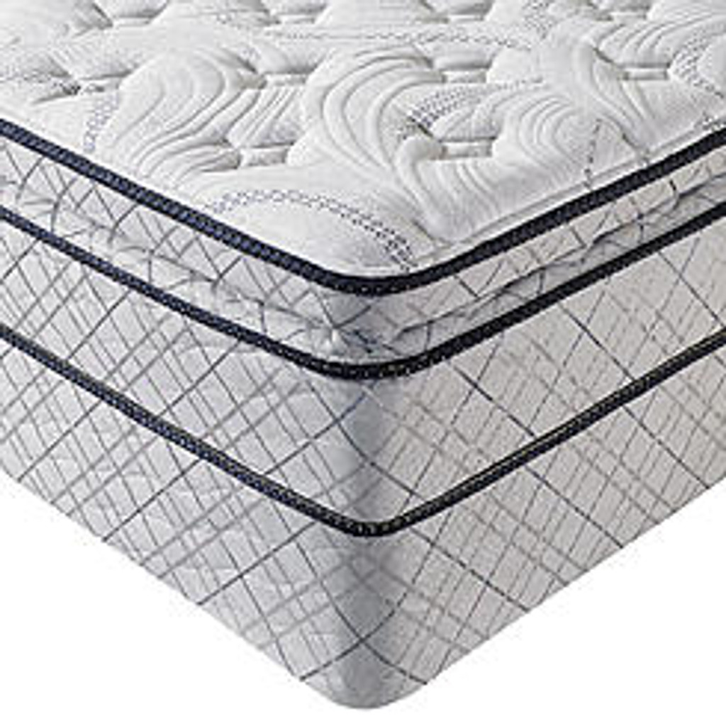 MADISON SOFT PILLOW TOP MATTRESS FOAM INCASE 2 YEAR WARRANTY