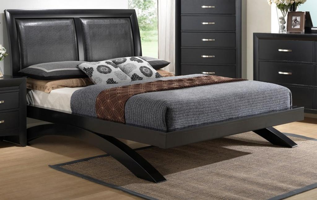 Galinda Queen Size Bed.