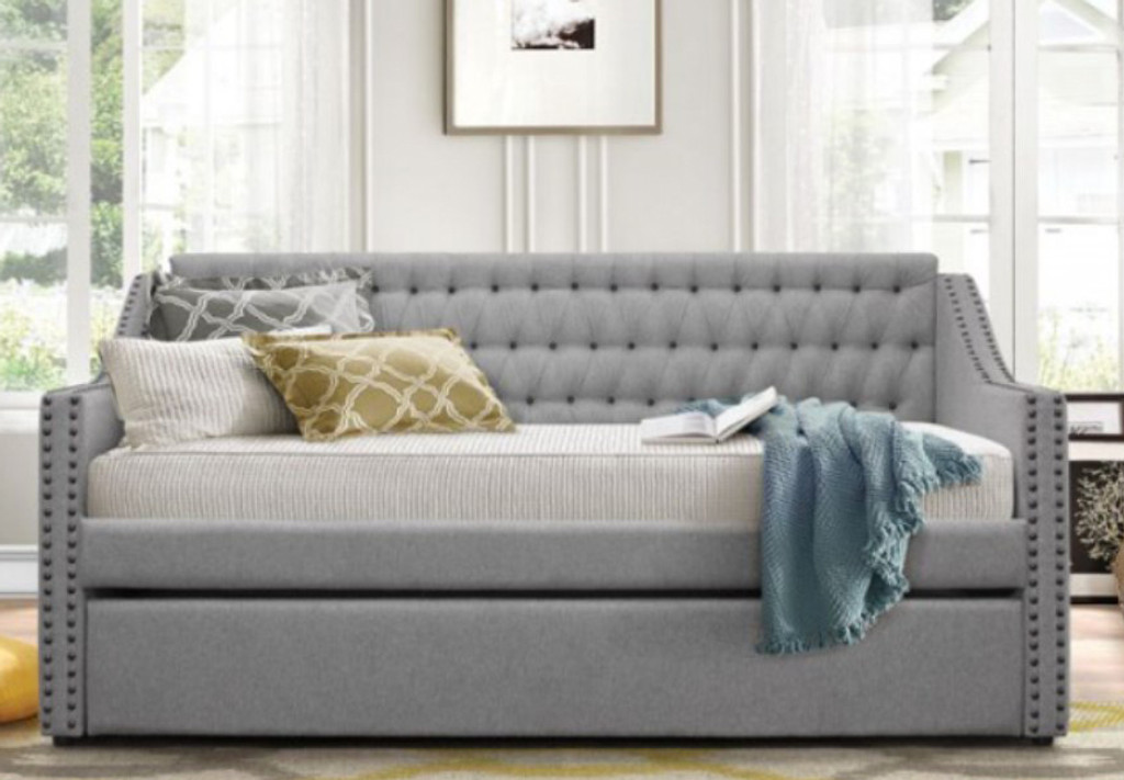 TULNEY COLLECTION DAYBED WITH TRUNDLE -4966