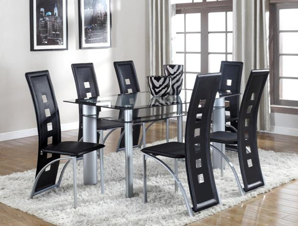 ECHO DINING TABLE TOP 5 Piece Set