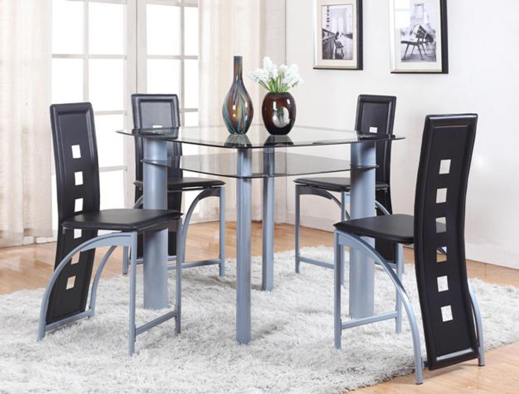 ECHO COUNTER HEIGHT TABLE - 1770T-5PC