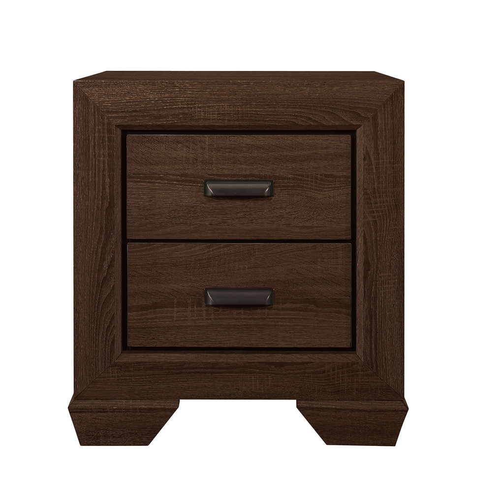FARROW NIGHT STAND - CHOCOLATE-B5510/2